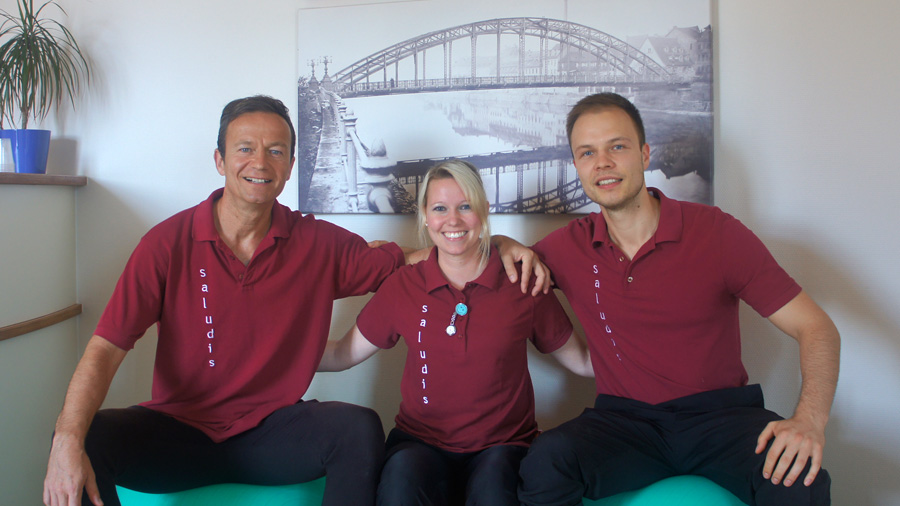 Fast Recovery, Physiotherapie Team in Bamberg