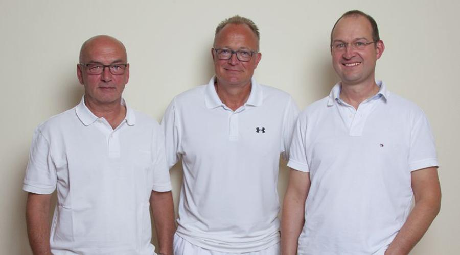 Fast Recovery: Dr. Franz Ertl, Dr. Hans Fünfgelder, Dr. Jens Flottemesch