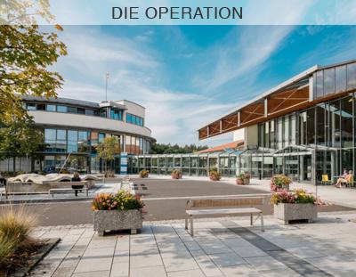 Die Steigerwaldklinik Burgebrach Operationen
