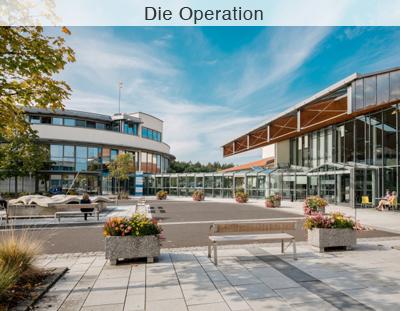 Fast Recovery die Operation in der Steigerwaldklinik